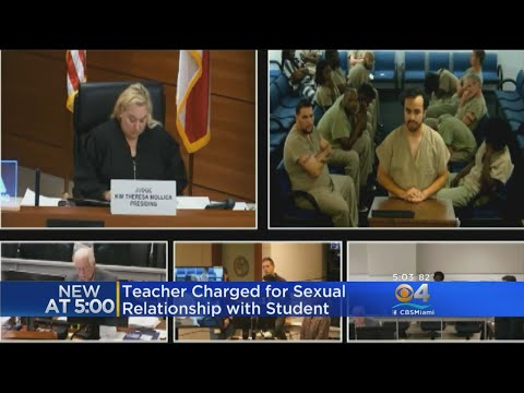 Teacher's aide in Collier County accused of having sex with students from YouTube · Duration:  2 minutes 12 seconds