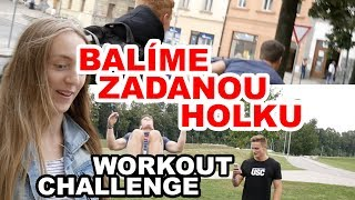 WORKOUT CHALLENGE #1 | Hanzi vs. Martin