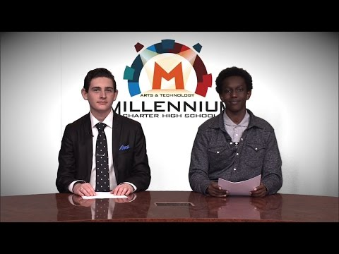 Mission Trails DMN: Millennium Charter High Phoenix News— Episode 1