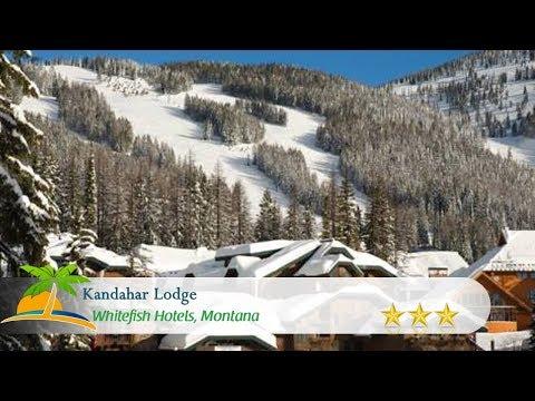 Kandahar Lodge - Whitefish Hotels, Montana