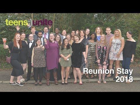 Teens Unite: Reunion Stay 2018
