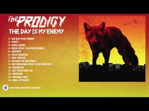 The Prodigy - The Day Is My Enemy (2015) [Full Album Stream]