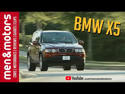 BMW X5 Review (2000)