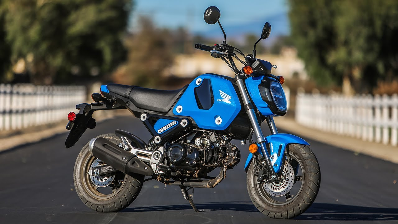 Download 2022 Honda Grom ABS Review   MC Commute