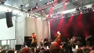 Timati - Groove On , Welcome to Saint Tropez (english) @ YOU Messe 2010 Berlin