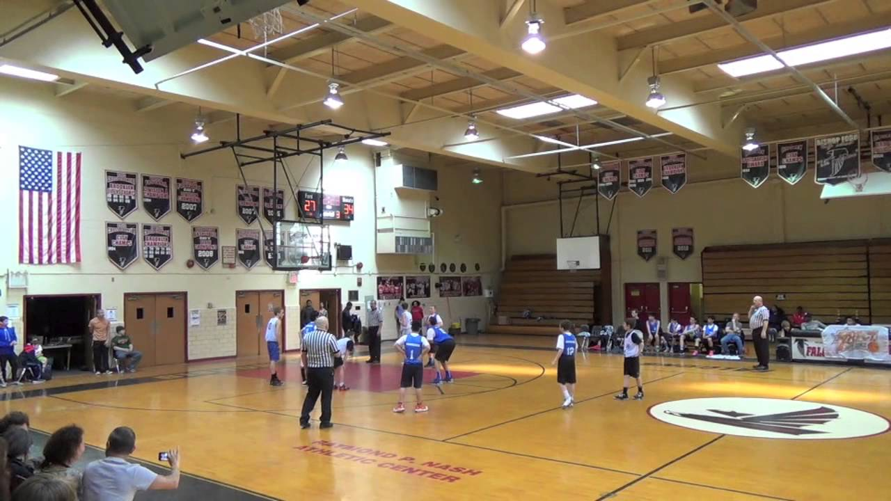 78th Precinct Youth Council Basketball Title Game 2014