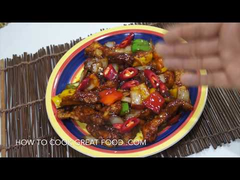 Chinese Chili Chicken Recipe – Easy General Tso – Better than Panda Express