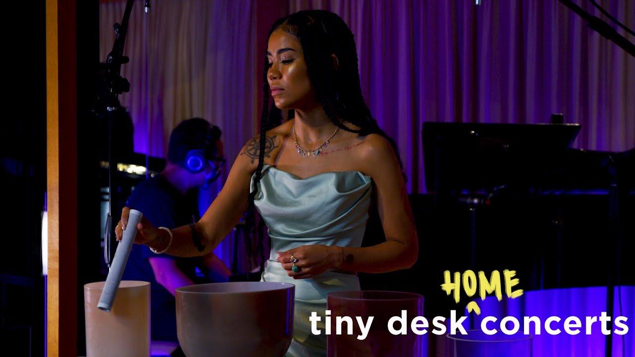 Download Jhené Aiko: Tiny Desk (Home) Concert