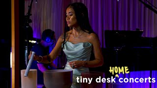 Jhené Aiko: Tiny Desk (Home) Concert