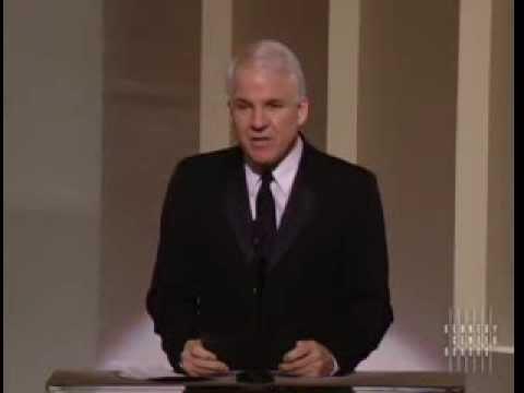 Paul Simon Tribute - Steve Martin - 2002 Kennedy Center Honors