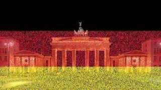 """Deutsche Nationalhymne """"Einigkeit und Recht und Freiheit"""""""