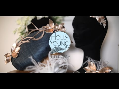HOLLY YOUNG MILLINERY - Headpieces with personality , crafted in Cornwall UK