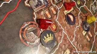 Игра Престолов (2-ое издание). Обзор настольной игры от Игроведа.