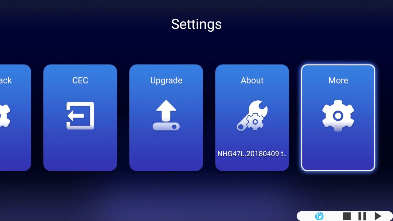 ROM] AlfaWise H96 PRO+ EyeTV ROM - AndroidTV ARM64 - my