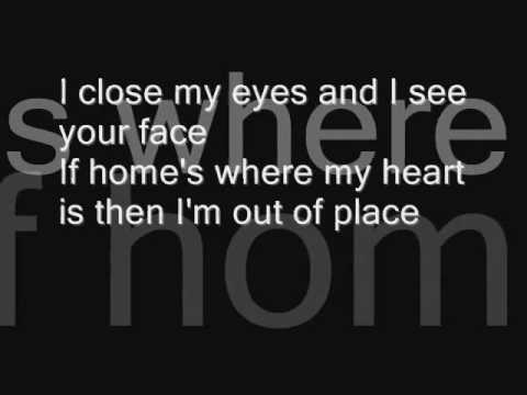 MercyMe Homesick LYRICS