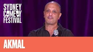 Akmal - Sydney Comedy Festival 2016