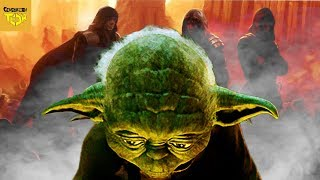 The Dark Secret of the Jedi Order