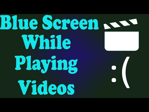 VIDEO TDR FAILURE atikmpag.sys Blue Screen While Playing Videos Windows 10