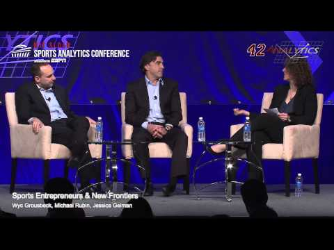 SSAC15: Sports Entrepreneurs & New Frontiers