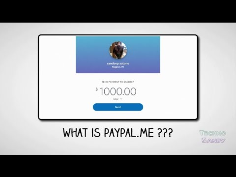 How To Receive Money With Paypal Me Hindi Urdu