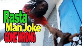rasta man joke gone wrong in jamaica jnel comedy