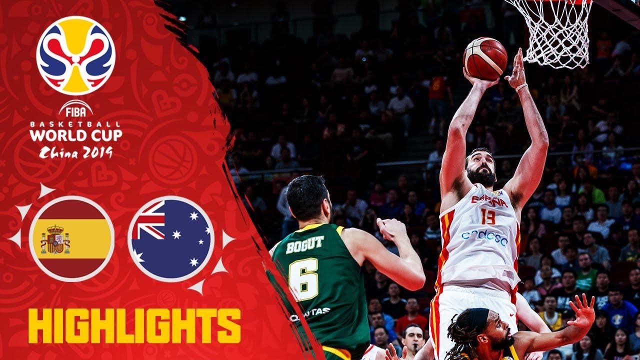 Spain v Australia - Highlights - Semi-Final
