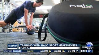 Why Boulder professional triathlete Tim O'Donnell trains with Halo Sport headphones