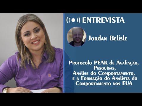 Entrevista Com Jordan Belisle BCBA Sobre PEAK
