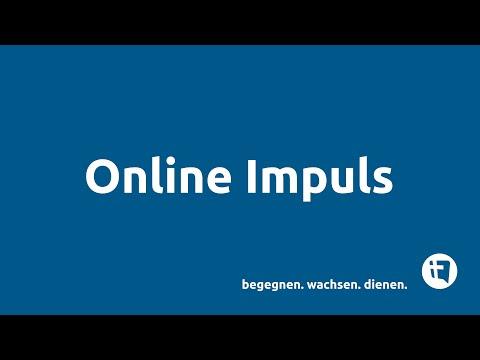 Online-Impuls // Christengemeinde Duisburg // 22.03.2020