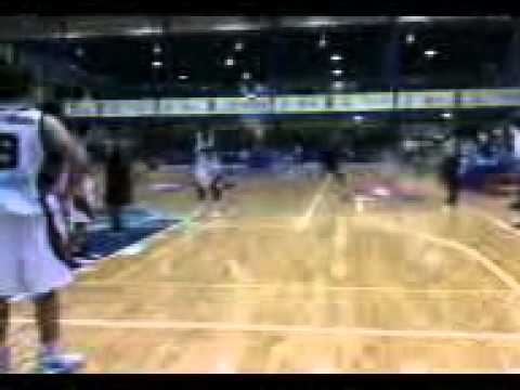 Centrobasket U17 2011, Panama vs Mexico; BoricuasBallers.com