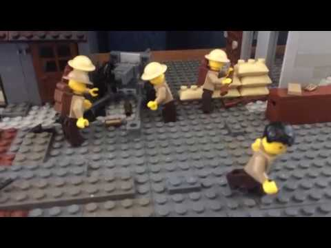 Lego WW2 MOC //Defending Dunkirk - YouTube