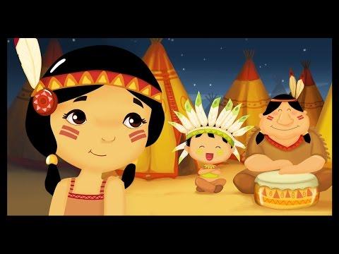 Ani couni chaouani - Comptines indiennes pour enfants