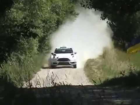 72 Rajd Polski OS Gołdap OS Babki cała stawka WRC