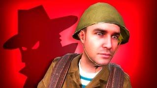 ВОЕННЫЕ ШПИОНЫ - Garry's Mod: Война РП