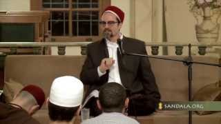 Prohibitions of the Tongue - Session 02 - Hamza Yusuf