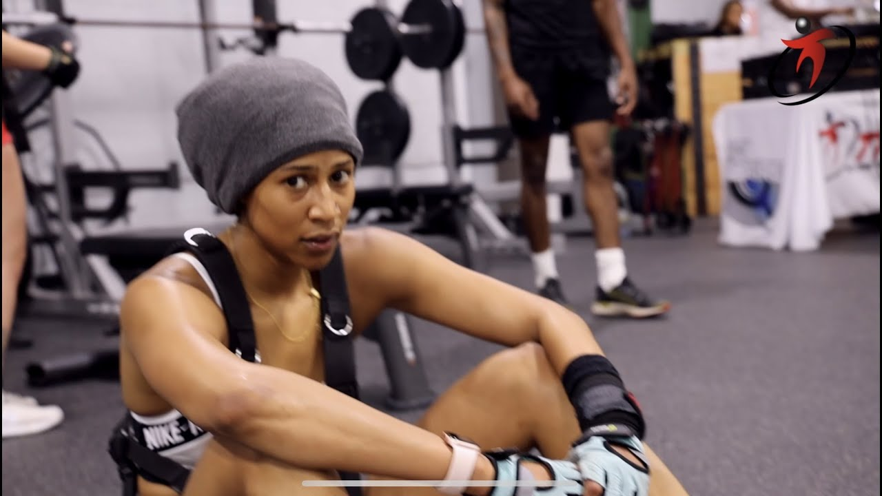 """Paige Chapman, TR Fit Member Talks what makes TR Fit Club stand out!! """" """" The Total Resistance"""