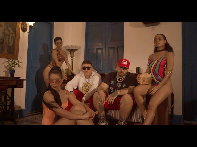 Agüita e' Coco - Totoy El Frio x Beéle  [ Oficial Video ] 💦🥥