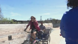More Austin pedicabs could soon have electric motors and operate in more areas