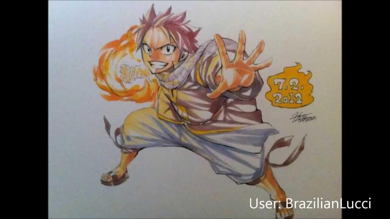 hiro mashima fairy tail official art book youtube