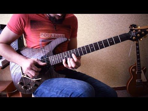 Joe Satriani - Cryin' (cover by Andrey Korolev) 432 Hz