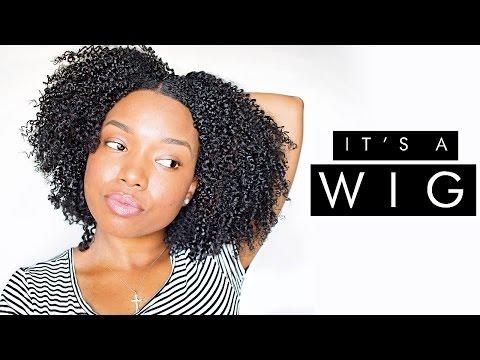 IT'S A WIG!!!! | Valencia Wig by Toni Daley