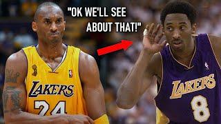 5 Times Kobe Bryant Sought REVENGE!