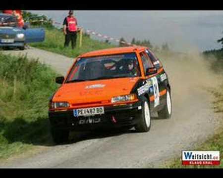 Rallye Mazda Göbl Stefan Part 3