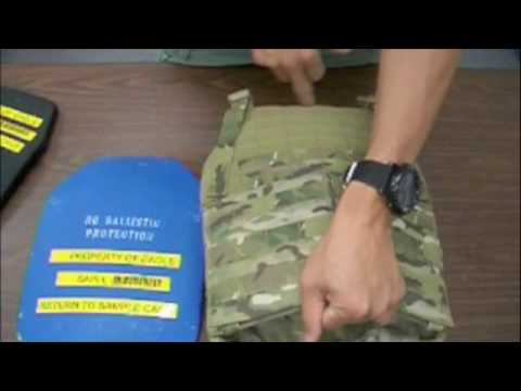 PIG Plate Carrier Plate Installation