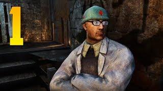 DEMON SWARM | Metro 2033 Redux - Episode 1 (Gameplay Walkthrough)