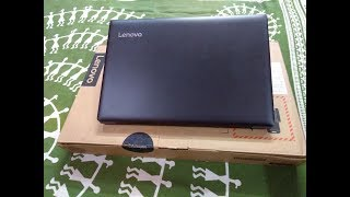 LENOVO IDEAPAD 320-15IKB UNBOXING REVIEW