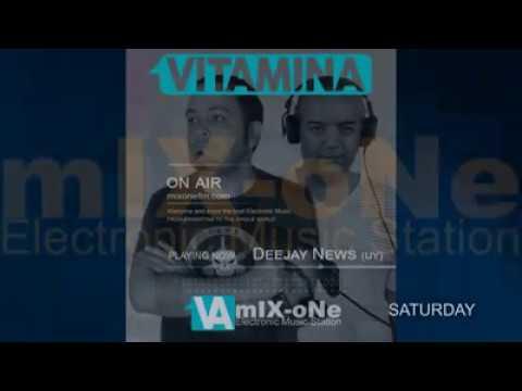 Justin Hawells – Resident en podcast mIX-oNe Radio #09