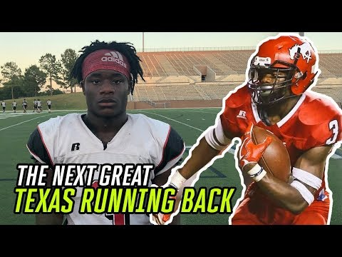 Zachary Evans Is Texas' Next GREAT RUNNING BACK! Top Sophomore RB Scores TD After TD 🔥