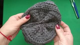 Видео обзор готового изделия шапочки | Review - Crochet Hats