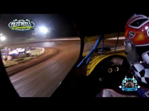 #2 Shane Bullock - Pony - 6-2-17 Tazewell Speedway - In-Car Camera